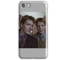Fred & George iPhone Case/Skin