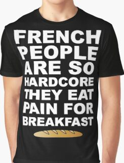 Pain For Breakfast Graphic T-Shirt