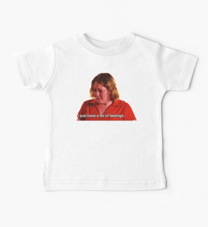 the girl that doesn't even go here Baby Tee