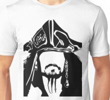 Jack vacant expression Unisex T-Shirt