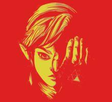 The Legend of Zelda - Triforce of Courage Kids Tee