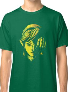 The Legend of Zelda - Triforce of Courage Classic T-Shirt