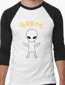 Oikawa Tooru's Alien Shirt Design Men's Baseball ¾ T-Shirt