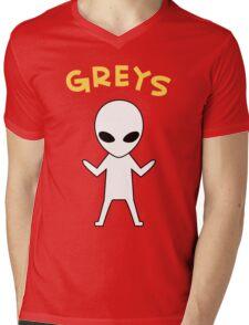 Oikawa Tooru's Alien Shirt Design Mens V-Neck T-Shirt