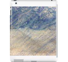 Rain Storm in Oil Pastels iPad Case/Skin