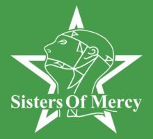 Sisters Of Mercy One Piece - Short Sleeve