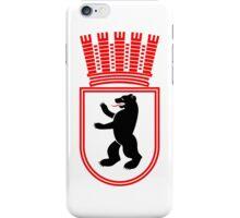 Coat of Arms of East Berlin, 1954-1990 iPhone Case/Skin