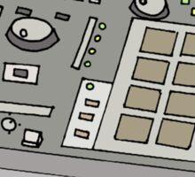 magic mixer Sticker