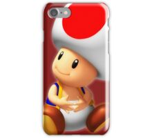 Toad iPhone Case/Skin