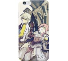 Bored Lightning and Hope iPhone Case/Skin