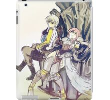 Bored Lightning and Hope iPad Case/Skin
