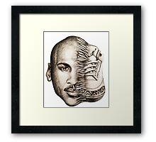 88's Framed Print
