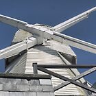 Windmills on Rye (3) by Larry Lingard-Davis