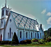 St. Paul's Episcopal Church by Susan S. Kline