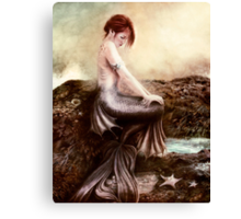 Sea Faerie Canvas Print