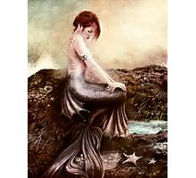 Sea Faerie Photographic Print