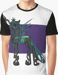 My Little Pony- Queen Chrysalis Graphic T-Shirt