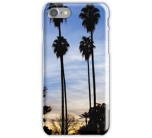 The sunsets of summer iPhone Case/Skin