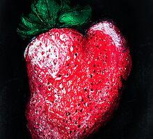 Red Berry by Kelsey Schwanke