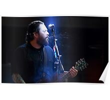 Shaun Morgan - Seether  Poster