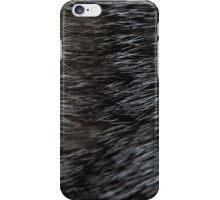 cat fur iPhone Case/Skin