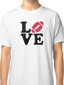 Football love Classic T-Shirt