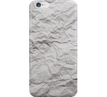 paper iPhone Case/Skin
