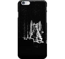 BLACK Electronic Underground #18 iPhone Case/Skin