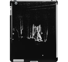 BLACK Electronic Underground #18 iPad Case/Skin