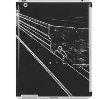BLACK Electronic Underground #11 iPad Case/Skin