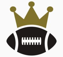 Football crown champion One Piece - Short Sleeve