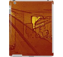 BLACK Electronic Underground #7 iPad Case/Skin