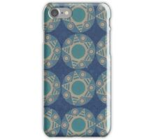 Symbolic Repetition iPhone Case/Skin
