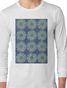 Symbolic Repetition Long Sleeve T-Shirt