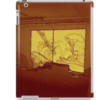 BLACK Electronic Underground #4 iPad Case/Skin