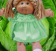 CABBAGE PATCH DOLL THROW PILLOW HOW CUTE by ✿✿ Bonita ✿✿ ђєℓℓσ