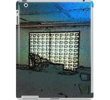 BLACK Electronic Underground #1 iPad Case/Skin