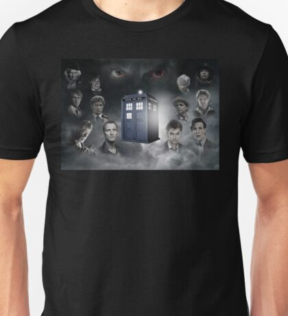 Doctor Who, The Oncoming Storm Unisex T-Shirt