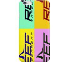 REEF Independent - Retro DIStortion iPhone Case/Skin