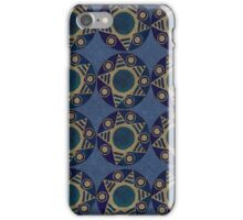 Symbolic Repetition part II iPhone Case/Skin