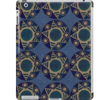 Symbolic Repetition part II iPad Case/Skin