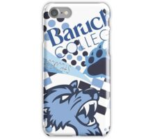 Baruch College Collage iPhone Case/Skin