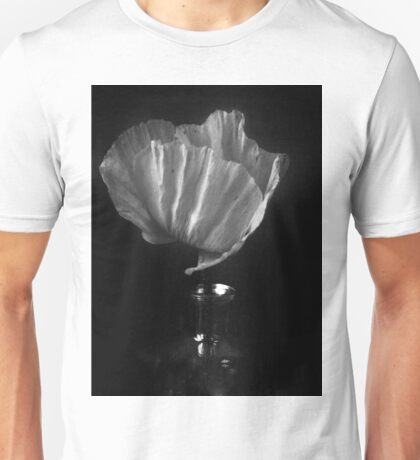 Collodion Poppy Unisex T-Shirt