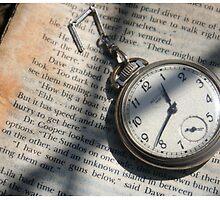 Pocket-watch Literature  by starwhale97