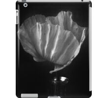 Collodion Poppy iPad Case/Skin