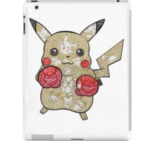 Pikachu Doodle  iPad Case/Skin
