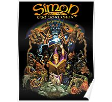 Simon the sorcerer Poster