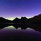 Cradle Mountain Glow by tinnieopener