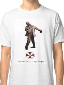 Resident Evil zombie Classic T-Shirt