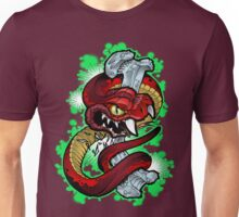 SSSSSSNAP Unisex T-Shirt